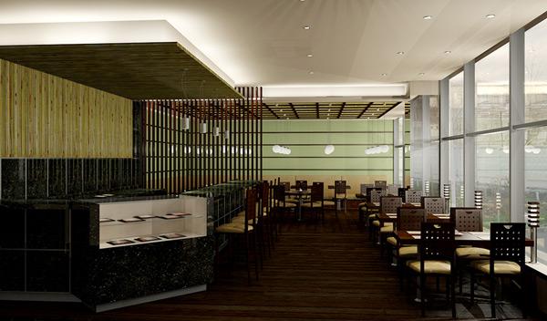 Проектирование ресторанов и кафе - Разработка дизайн